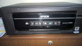 Impressora Multifuncional Epson Tx235w Com Defeito