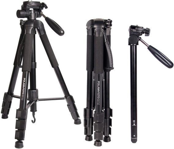 Trípode Profesional Fotografía Para Canon Nikon Sony Dslr