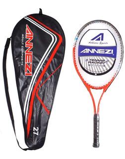 Raqueta De Tenis Annezi Aluminio Funda De Regalo