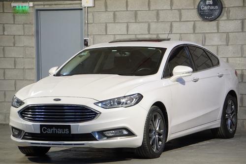 Imagen 1 de 15 de Ford Mondeo Sel Ecoboost 2.0l At-carhaus