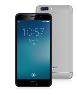 "Smartphone Ghia Zeus Cel-108 Plata/3g/5.5""/android 7.0"