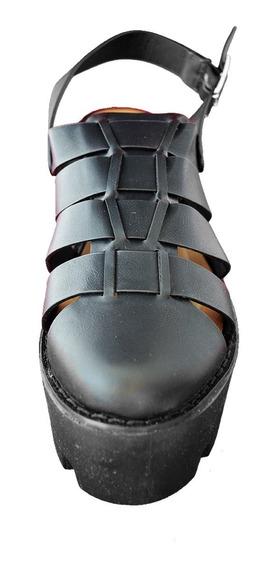 Calzado Paddock Plataforma Sandalia Femenina Alta Mvdsport