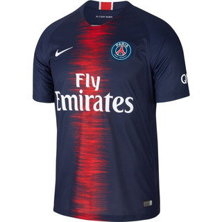 Camisa De Futebol Nike Masculina Psg Original