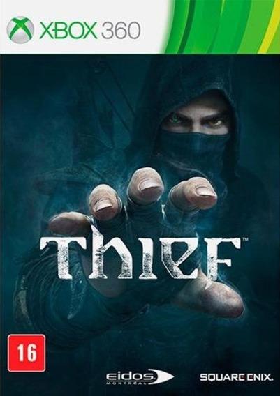 Jogo Thief Xbox 360 X360 Original Mídia Física Frete Grátis