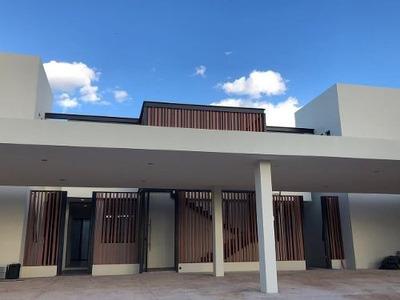 Departamentos De Lujo En Renta, Zona Norte De Montebello, Mérida, Yucatán