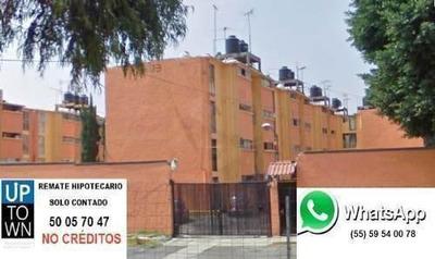 Departamento En San Juan Xalpa, Ixtapalapa (ac-5072)