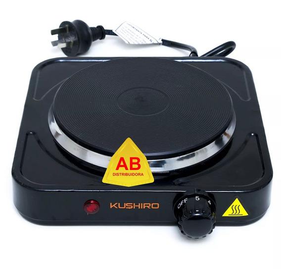 Anafe Electrico 1 Hornalla 15cm Bajo Consumo 1000w Cuotas