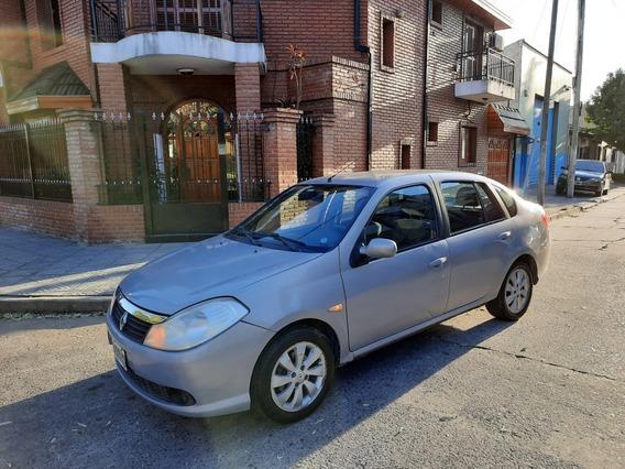 Renault Symbol 1.6 Luxe $170mil Y Cuotas El Mas Full Pto.
