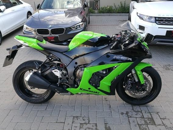 Kawasaki - Zx 10 R - 2012