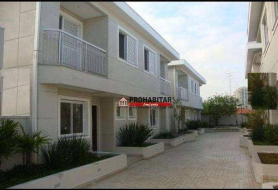 Sobrado Com 4 Dormitórios À Venda, 257 M² Por R$ 1.500.000 - Jardim Prudência - São Paulo/sp - So2748