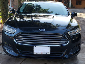 Ford Fusion 2.5 Se L4 Qc At 2013