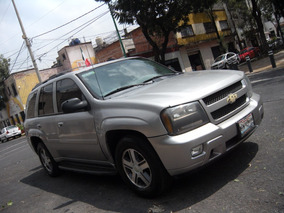 Chevrolet Trailblazer 2007 Factura De Agencia Flamante