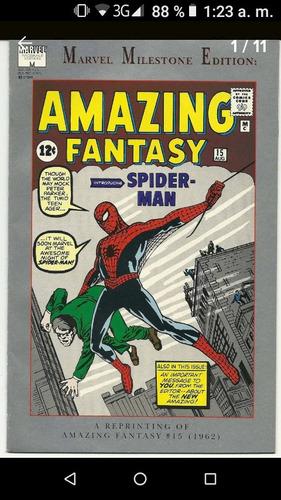 Pack Cómic Spiderman Español Marvel