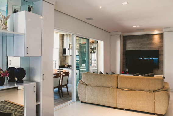 Cobertura Com 3 Dormitórios À Venda, 216 M² Por R$ 1.485.000 - Jardim Aquarius - São José Dos Campos/sp - Co0089