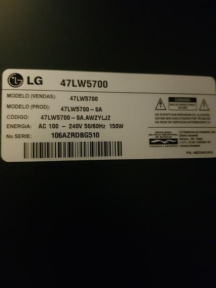 Smart Tv LG 47lw5700