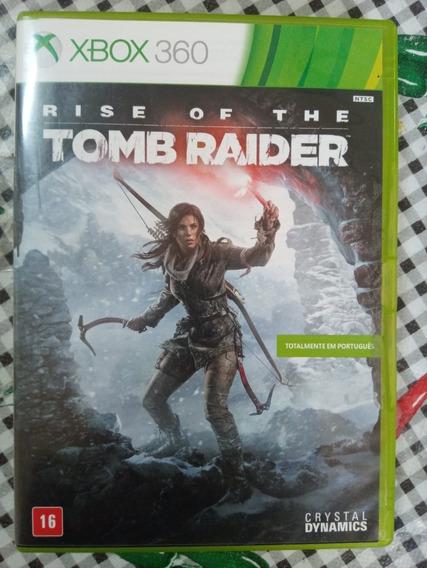 Rise Of The Tomb Raider Xbox 360 Original Em Dvd
