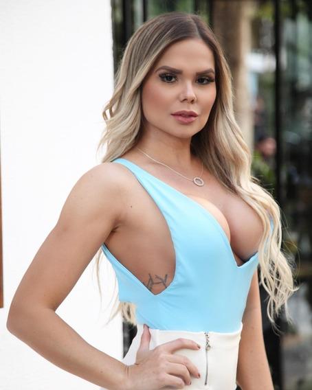 Body Luxo Blogueira Moda Verão 2019