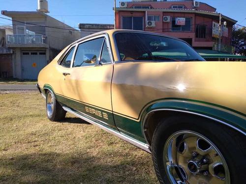 Chevrolet Chevy S.s Coupé 1978