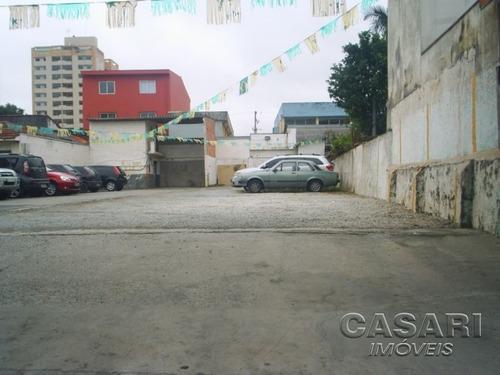 Imagem 1 de 4 de Terreno Residencial À Venda, Vila Dayse, São Bernardo Do Campo - Te3822. - Te3822