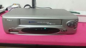Vcr Video Cassete Philco Pvc-4h16 Sem Controle