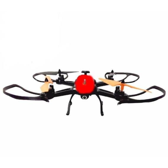 Drone Quadricóptero Escorpião Intruder Com Câmera Polibrinq