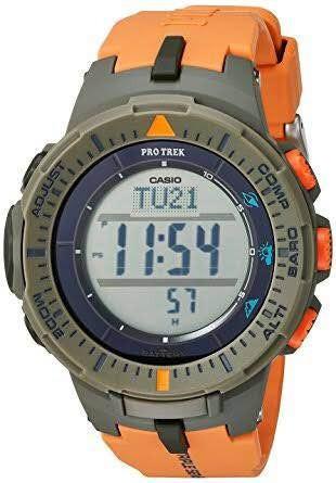 Relógio Casio Protrek Triple Sensor Prg-300-4cr