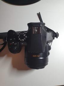 Câmera 4k Lumix Panasonic Dmc Fz300 Nova Com Caixa Importada