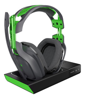 Astro Gaming A50 Wireless Dolby Gaming Headset - Black/gree