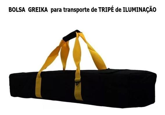 Case Capa Bolsa Greika Kb100 Para Transporte De Tripé