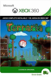 Terraria Xbox 360 Digital Original