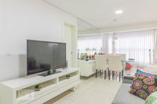 Apartamento No 6º Andar Mobiliado Com 3 Dormitórios E 2 Garagens - Id: 892879554 - 179554