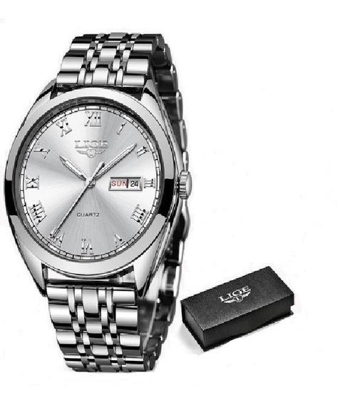 Relógio Superior De Luxo Feminino Relógio De Quartzo