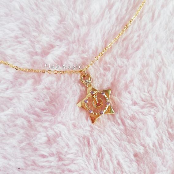 Collar Estrella Sailor Venus