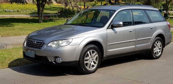 Subaru Outback 2007 Secuencial