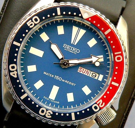 Seiko Scuba Diver 6309 7290 Pepsi