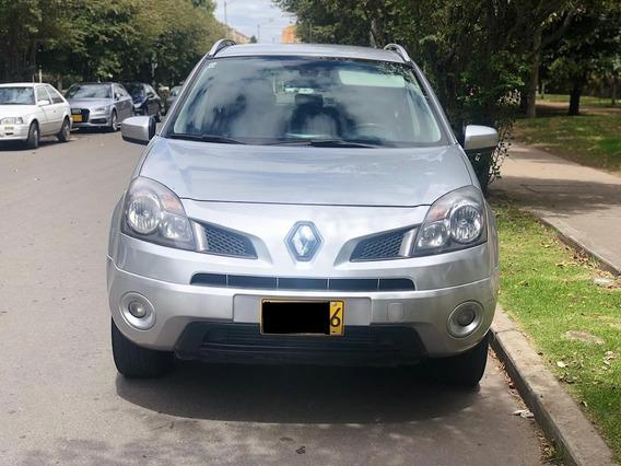 Renault Koleos Dynamique Diesel 4x4 Mt Color Ultra Silver