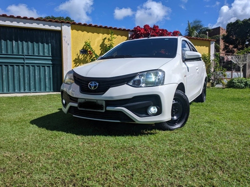 Toyota Etios 2017 1.5 16v X 4p