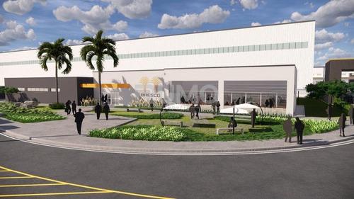Imagem 1 de 9 de Galpão Para Aluguel Em Distrito Industrial - Ga009195