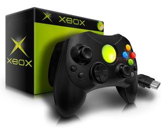Control De Xbox 1 Clasico Negro Garantizados Control Xbox C