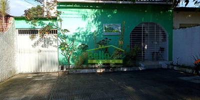 Casa Para Alugar, 200 M² Por R$ 3.000/mês - Boa Vista - Recife/pe - Ca0162