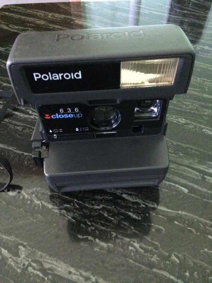 Camera Polaroid Antiga Instant Camera 636