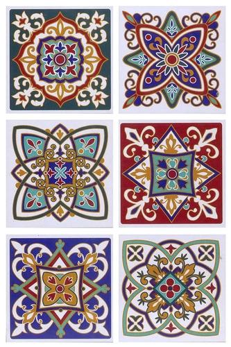 Azulejos Autoadhesivos Vinilo Muresco 1624/1 X 6