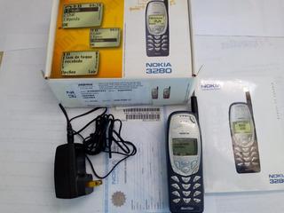 Nokia Antigo 3280 Colecionadores Frete Grátis