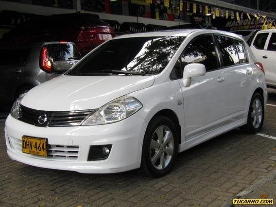 Nissan Tiida Full Equipo 1800 Cc Mt