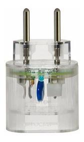 5 Unidades - Protetor Energia Clamper Raios 2 Pinos Pocket