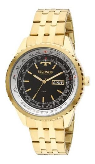 Relógio Technos Masculino Automático 8205nn/4p
