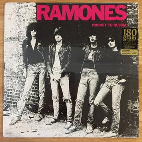 Lp Ramones Rocket To Russia (1977) 180 Gram Vinyl Lacrado!!!