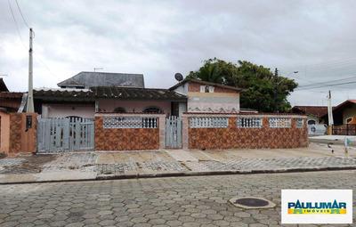 Casa Com 2 Dorms, Agenor De Campos, Mongaguá - R$ 390 Mil, Cod: 695700 - A695700