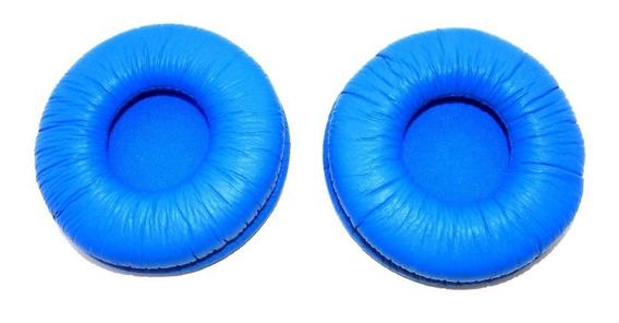 Par Espumas Fone De Ouvido Jbl T450bt (azul) Original