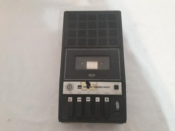 Antigo Gravador De Cassete Sharp Rd 600x R